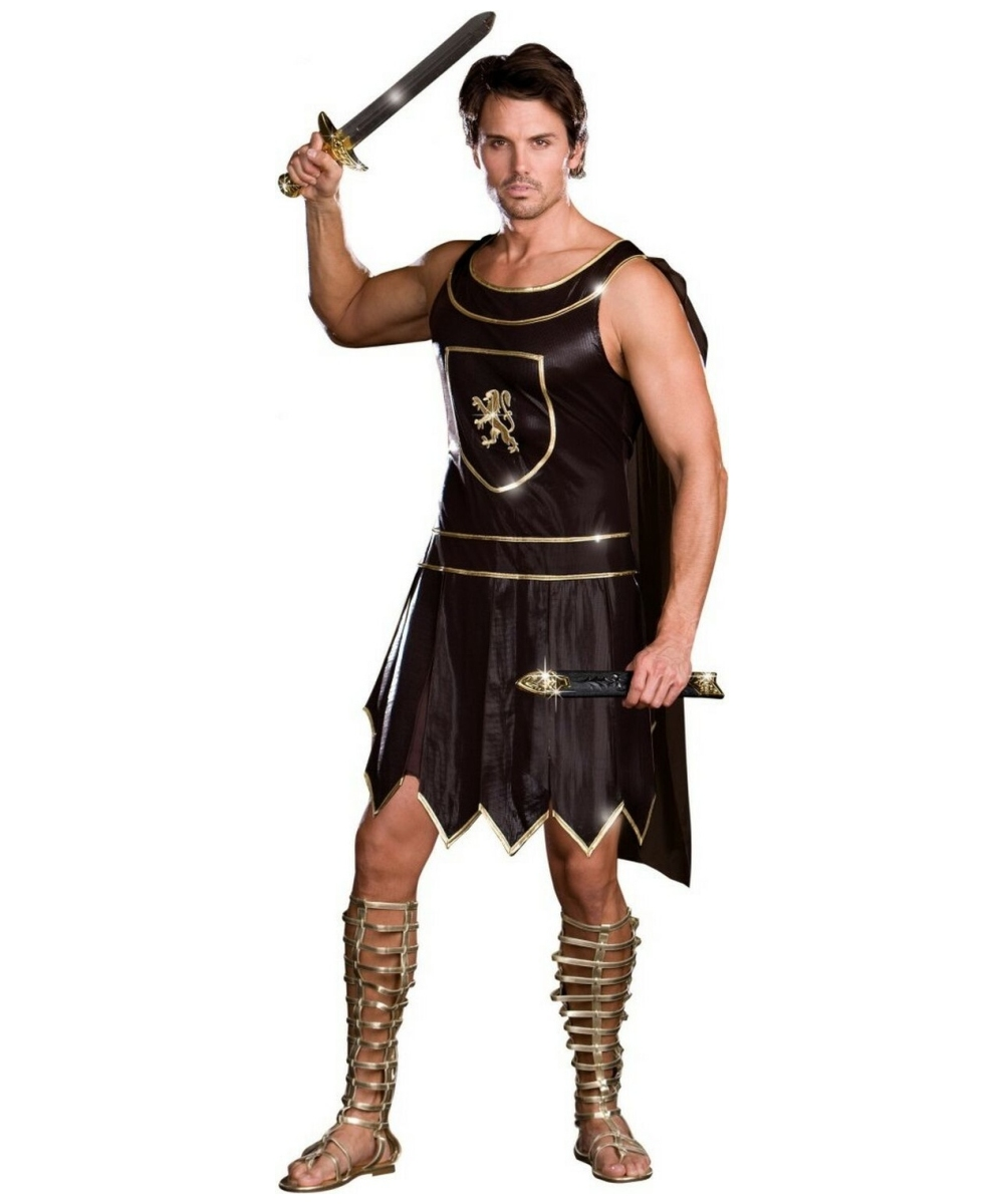 Babe-a-lonian Warrior Man Costume