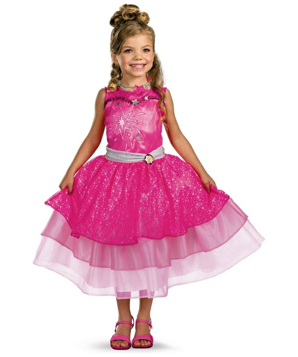 Barbie Fashion Fairytale Costume Kids Costume Deluxe