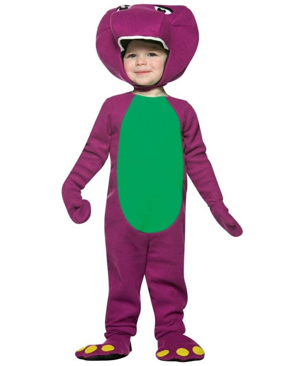 barney and friends - baby barney costumes