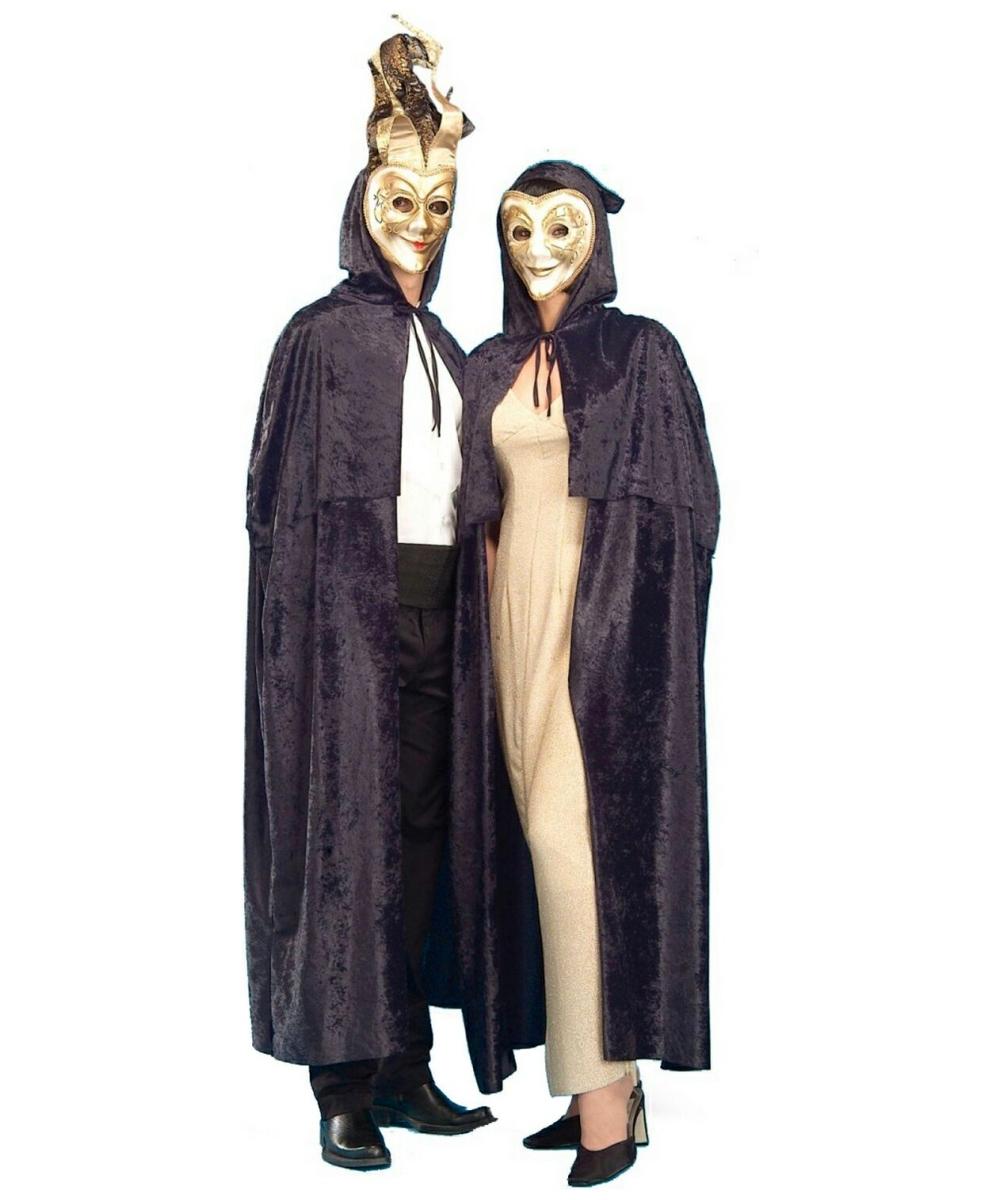 black velvet cloak costume adult costume halloween costume at wonder costumes