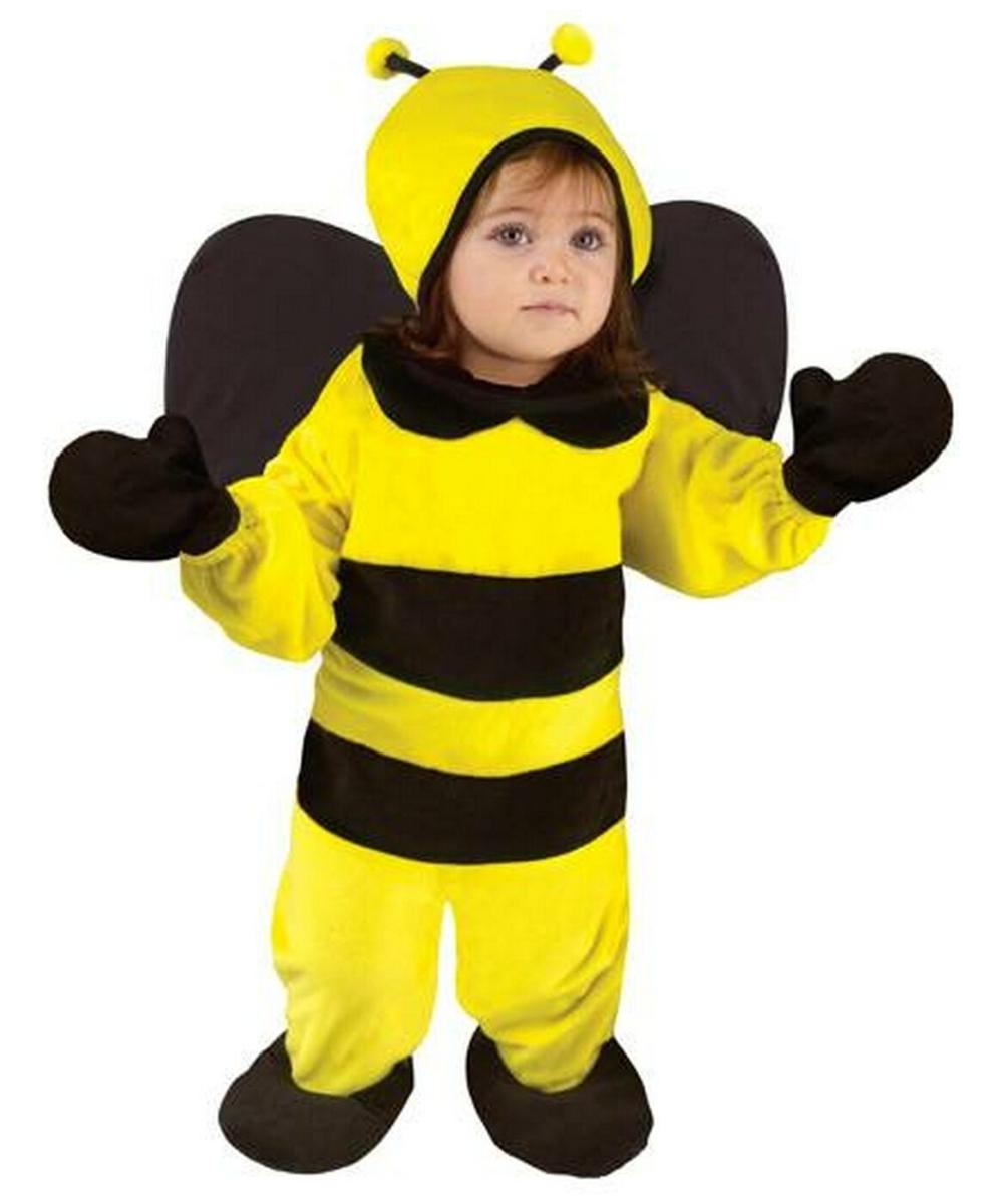 Bumble Bee Halloween Costume | Bumblebee Costume Infant Costume Baby Halloween Costume At