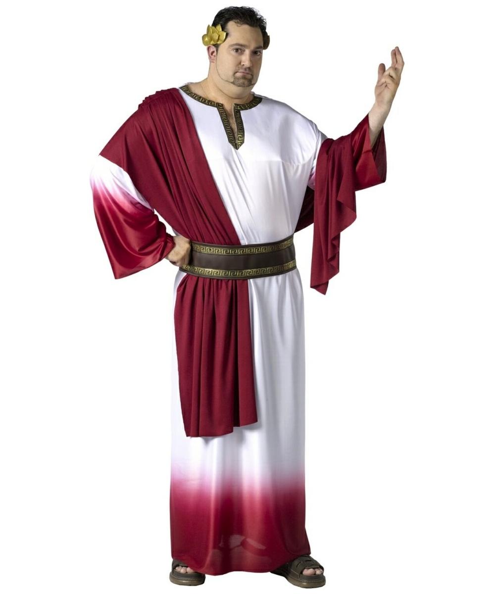Adult Caesargreek Costume Men Greek Costumes