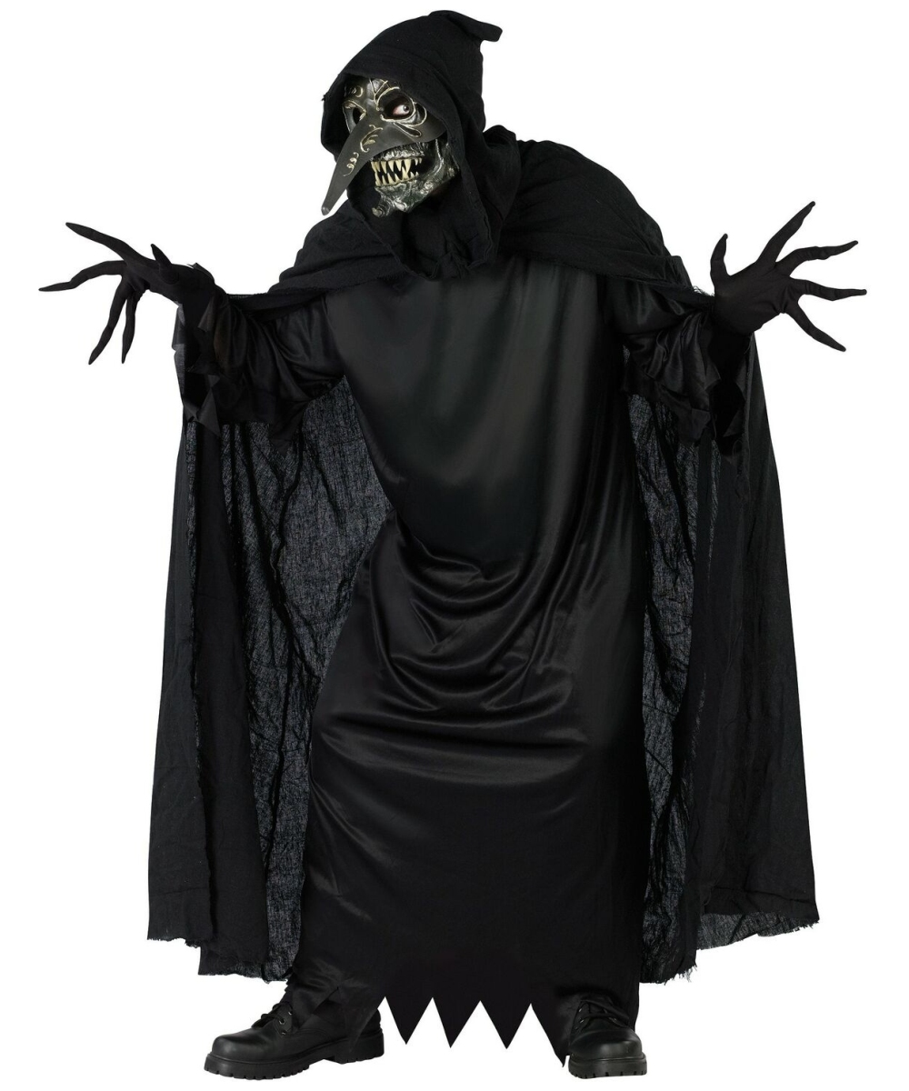 adult carnival creeper scary halloween costume men costumes