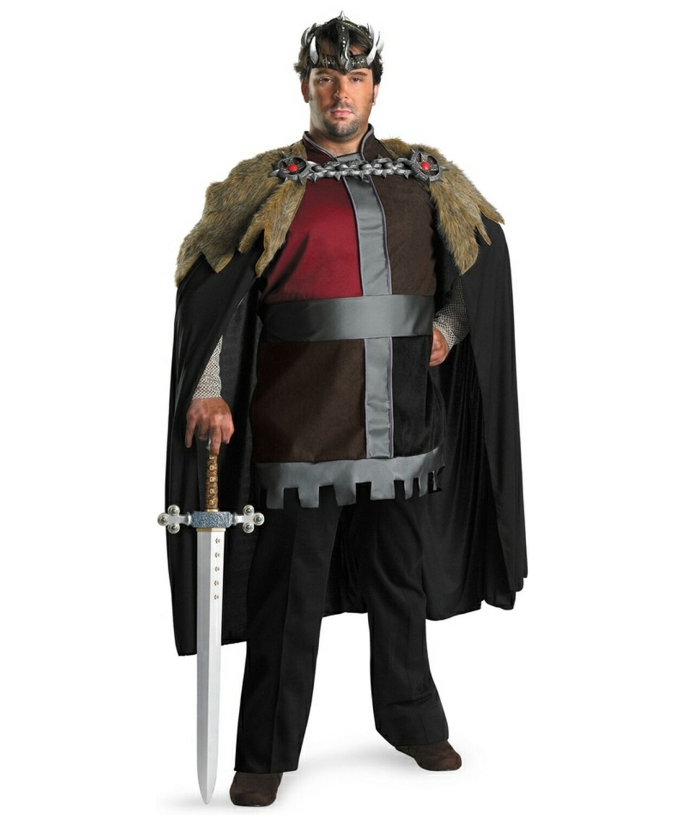 sc 1 st  Halloween Costumes & Adult Celtic King Halloween Costume - King Costumes