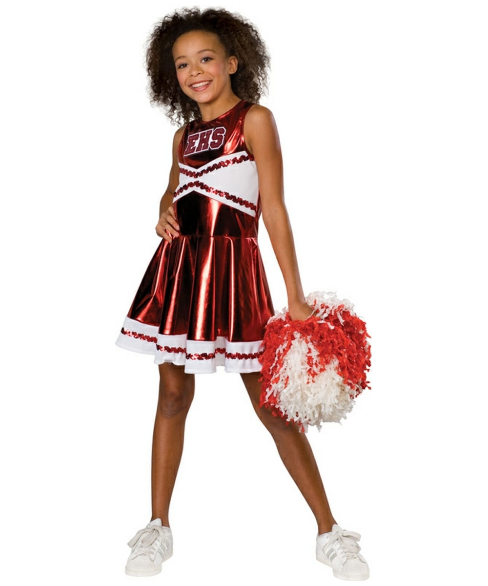 sc 1 st  Wonder Costumes & Cheerleader Kids Costume - Girl Cheerleader Costumes