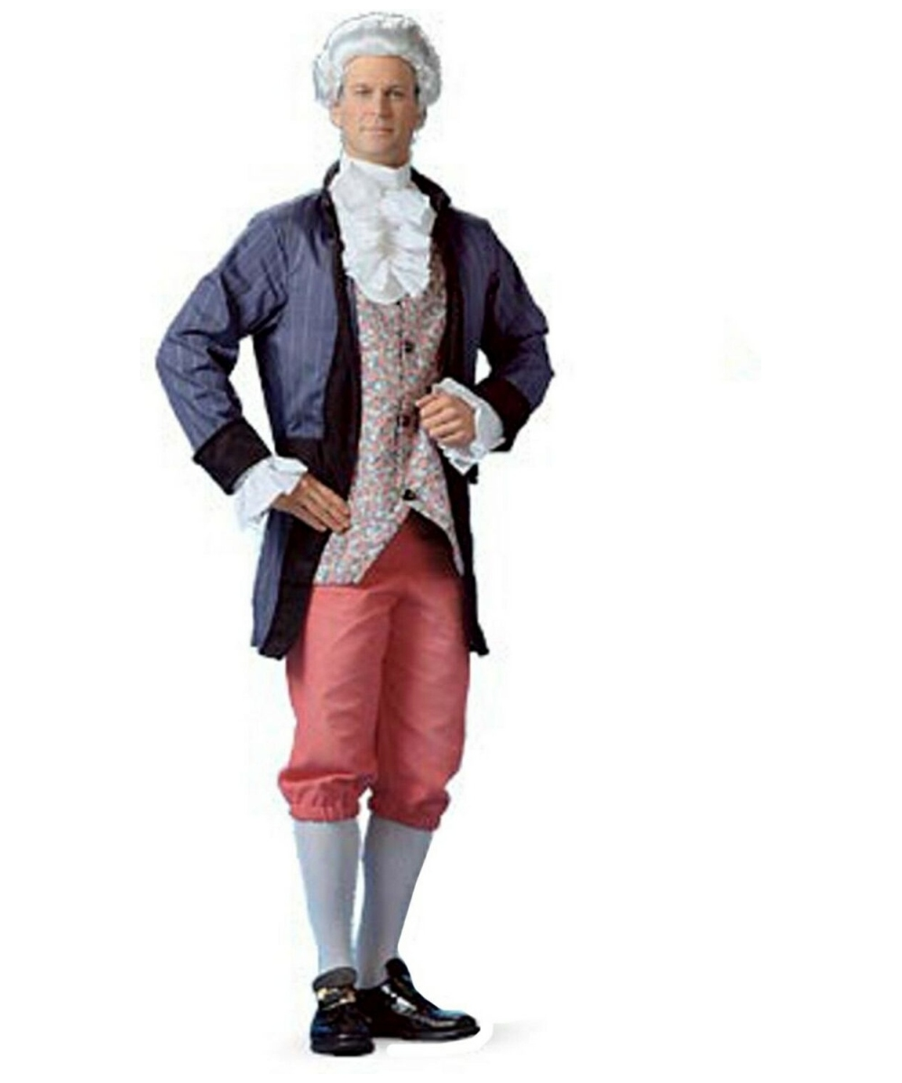 sc 1 st  Wonder Costumes & Adult Colonial Man Costume - Colonial Costumes