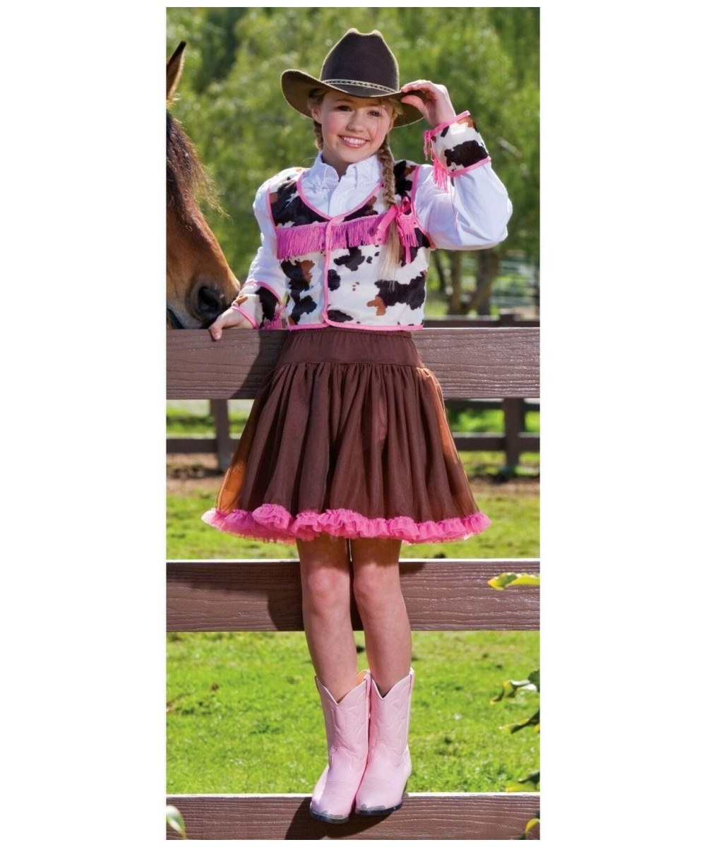cowgirl cutie kids costume girls cowgirl costumes