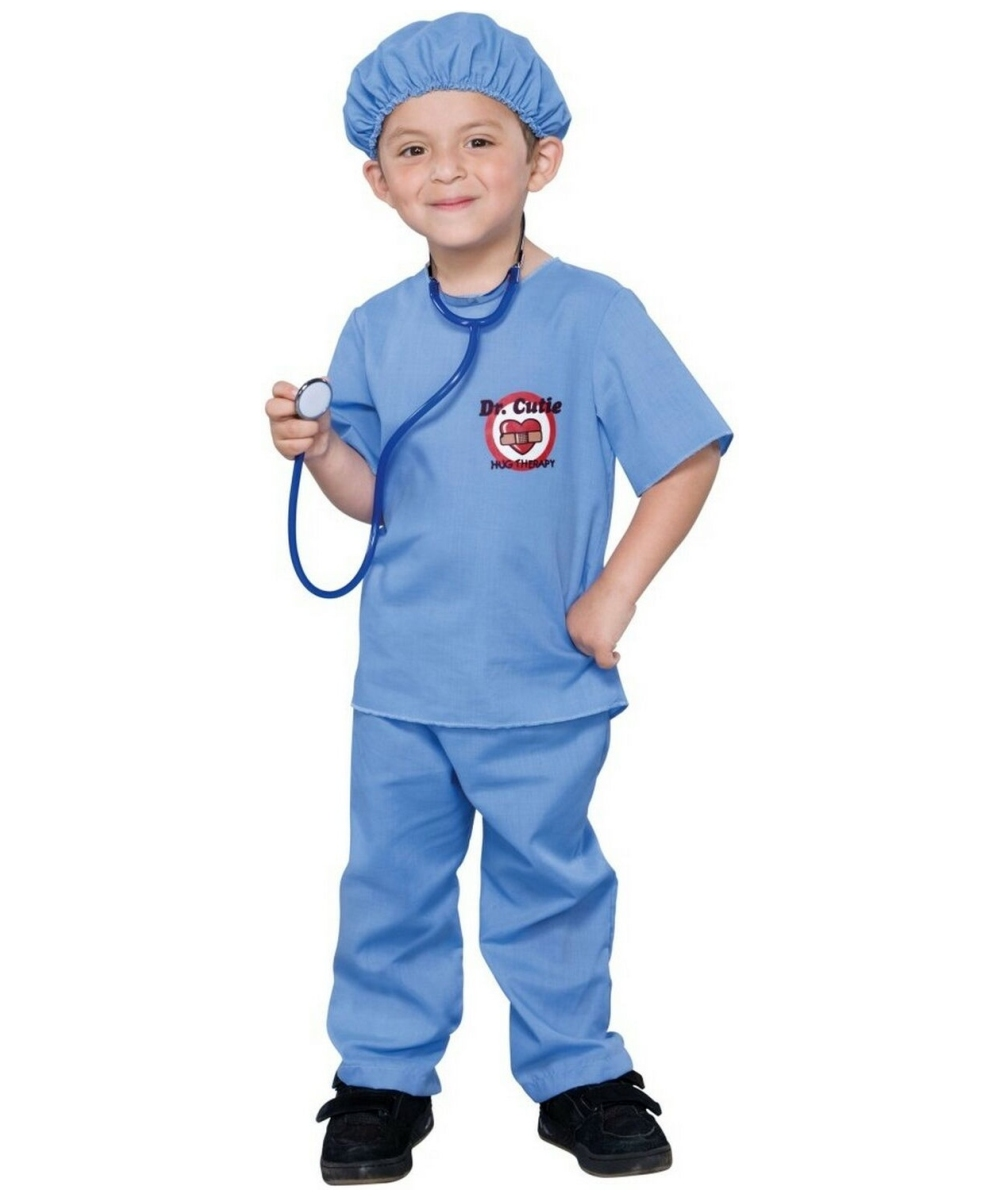 sc 1 st  Halloween Costumes & Doctor Cutie Toddler Costume - Kid Professional Costumes