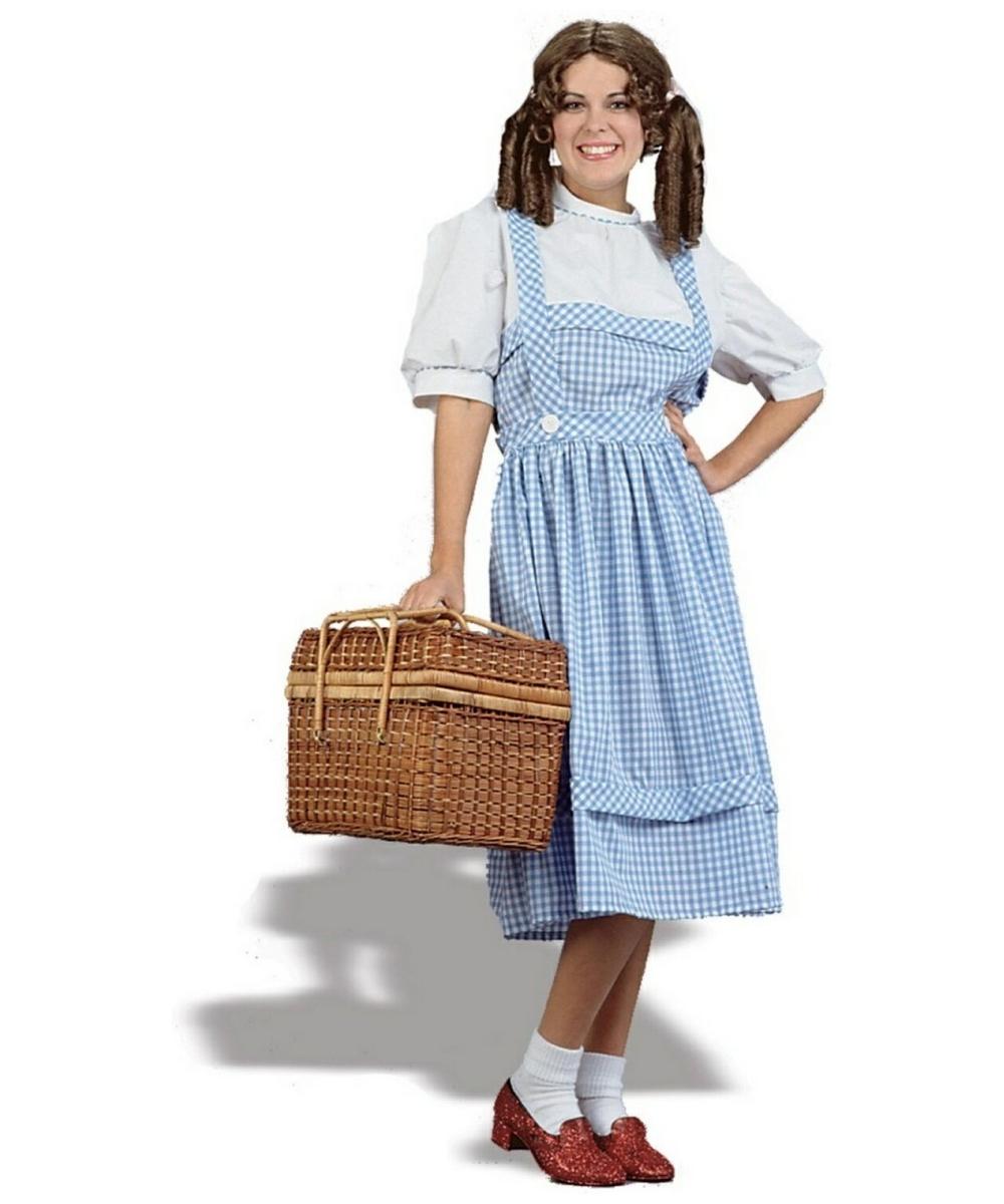 sc 1 st  Wonder Costumes & Dorothy Dothy Costume - Women Movie Costumes