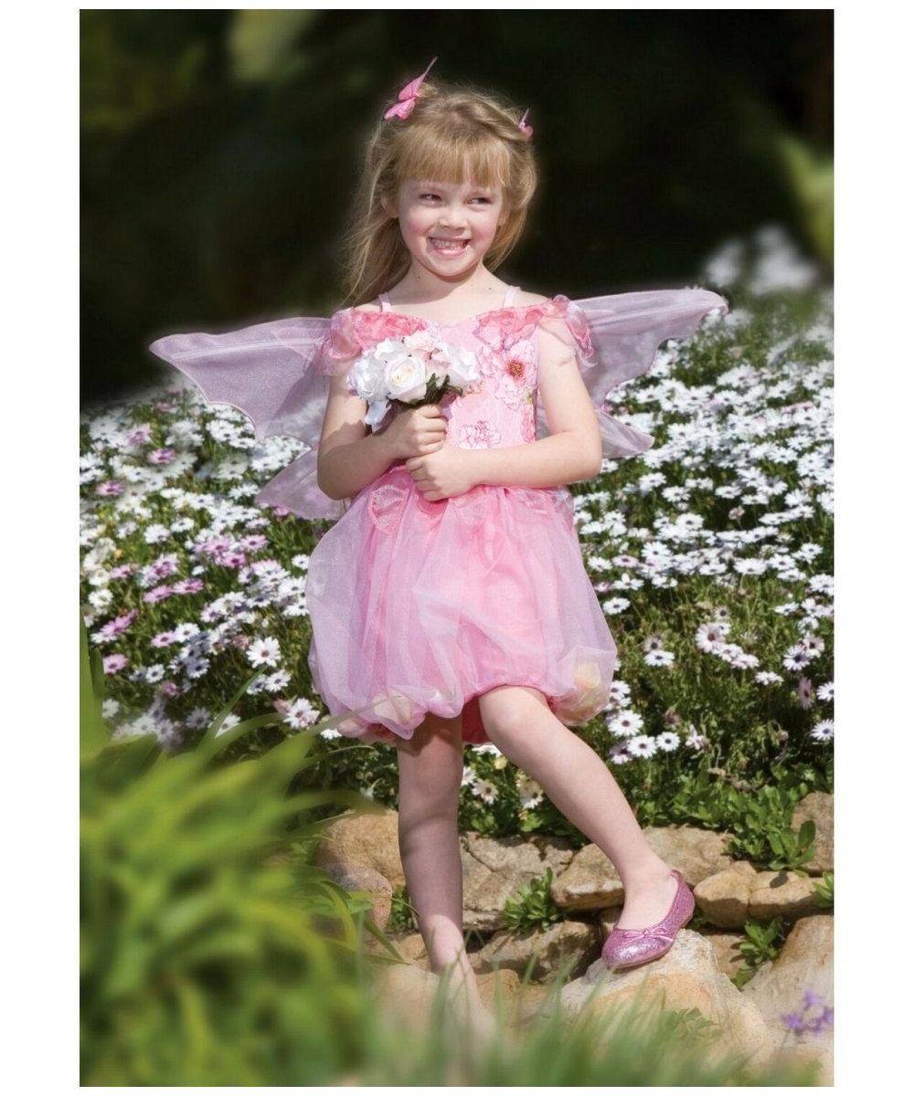 ae924d759ab Garden Flower Fairy Costume - Toddler/Kids Costume - Fairy Halloween  Costume at Wonder Costumes
