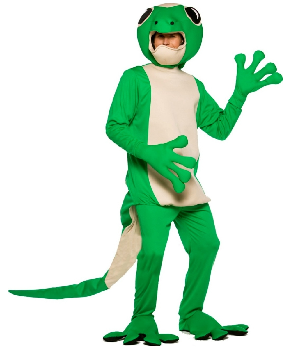 gecko costume adult halloween costumes