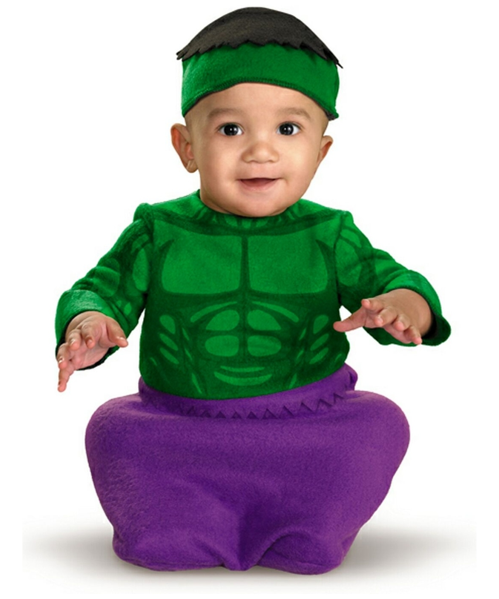 sc 1 st  Halloween Costumes & Hulk Bunting Infant Costume - Boy Movie Costumes