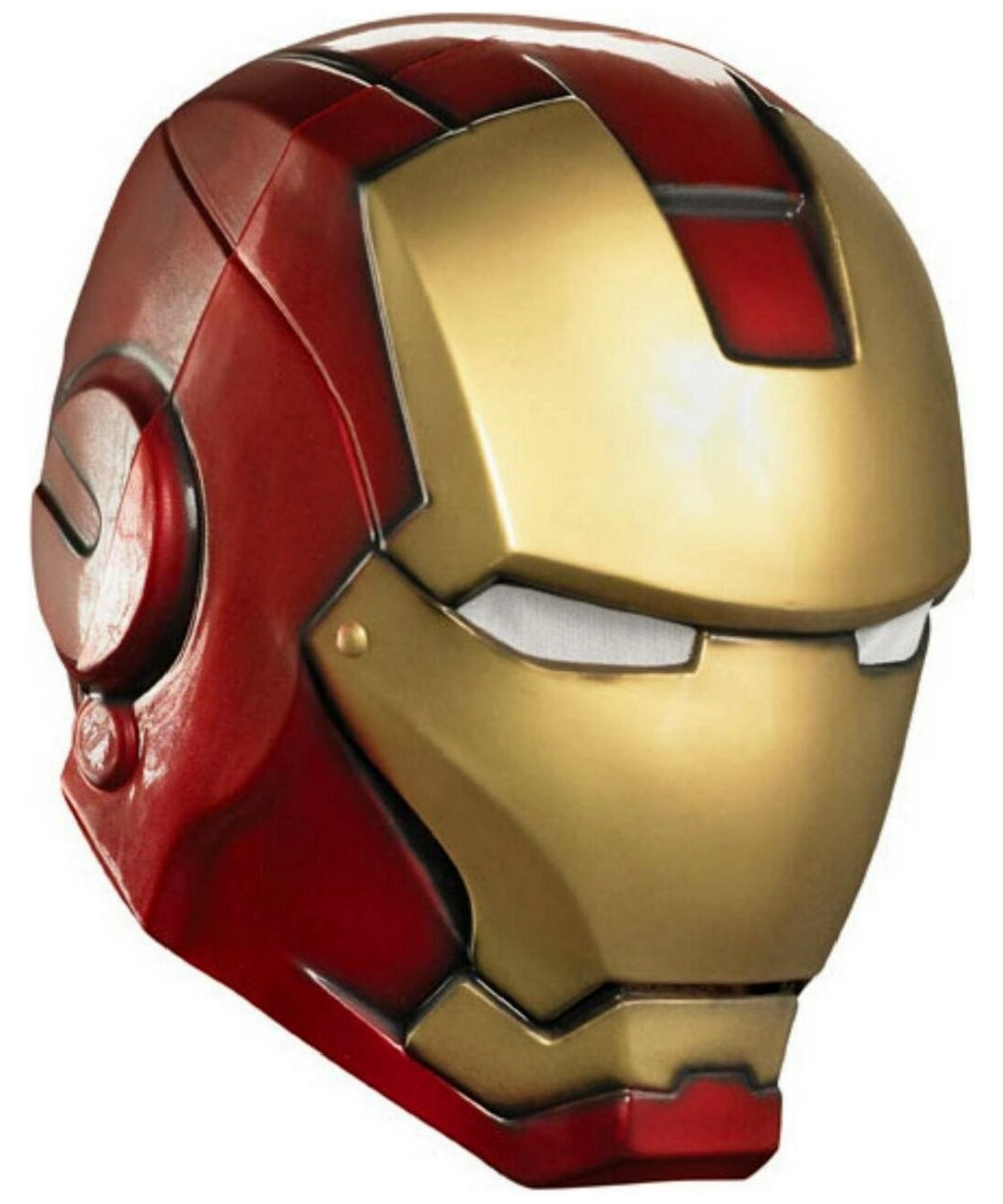 Adult iron man 2 helmet mask men halloween costumes - Masque iron man adulte ...