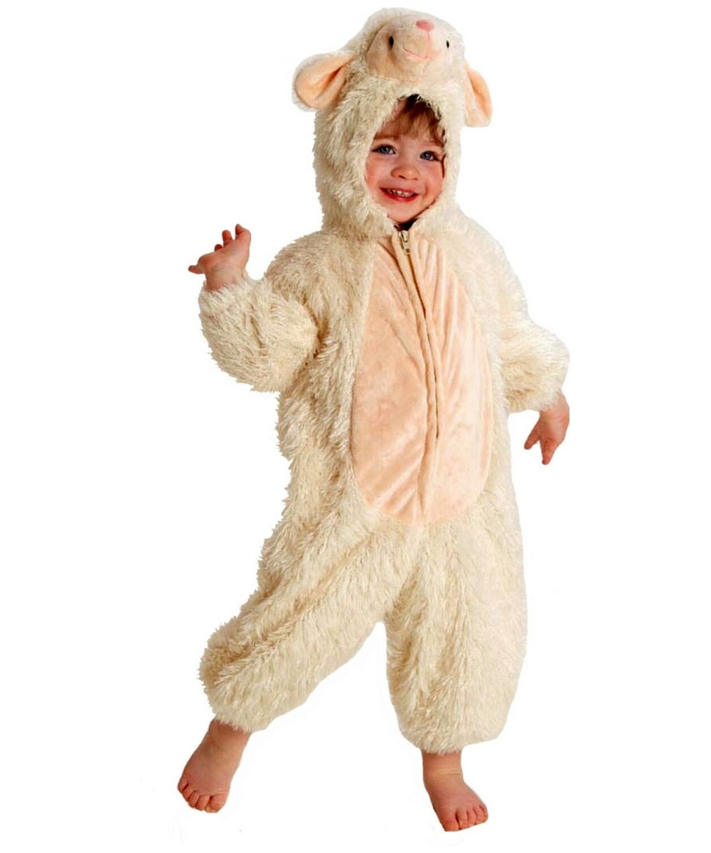 Baby Lamb Costume - Infant/toddler Costume - Baby Halloween Costume at Wonder Costumes  sc 1 st  Wonder Costumes : lamb costumes for adults  - Germanpascual.Com