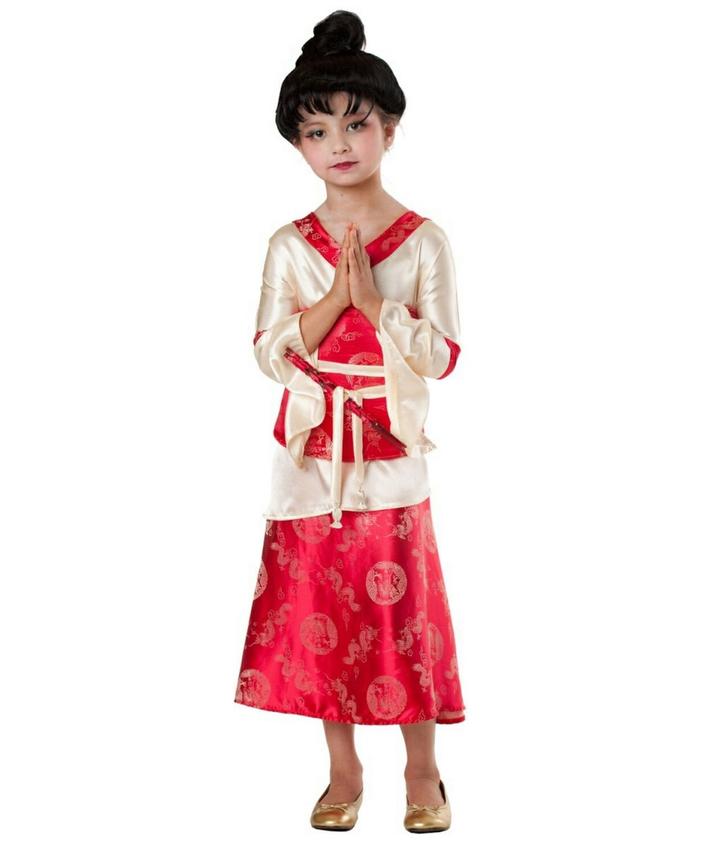 A Japanese kimono costume is also a popular choice for dressing up for Halloween or Cosplay. Here we look at some of the beautiful kimonos that can be purchased ready made, along with a few ideas on how to create your own Japanese kimono costume. Japanese Kids Kimono Costume. Pair of Hand-Carved Hair Sticks. The perfect accent for any.