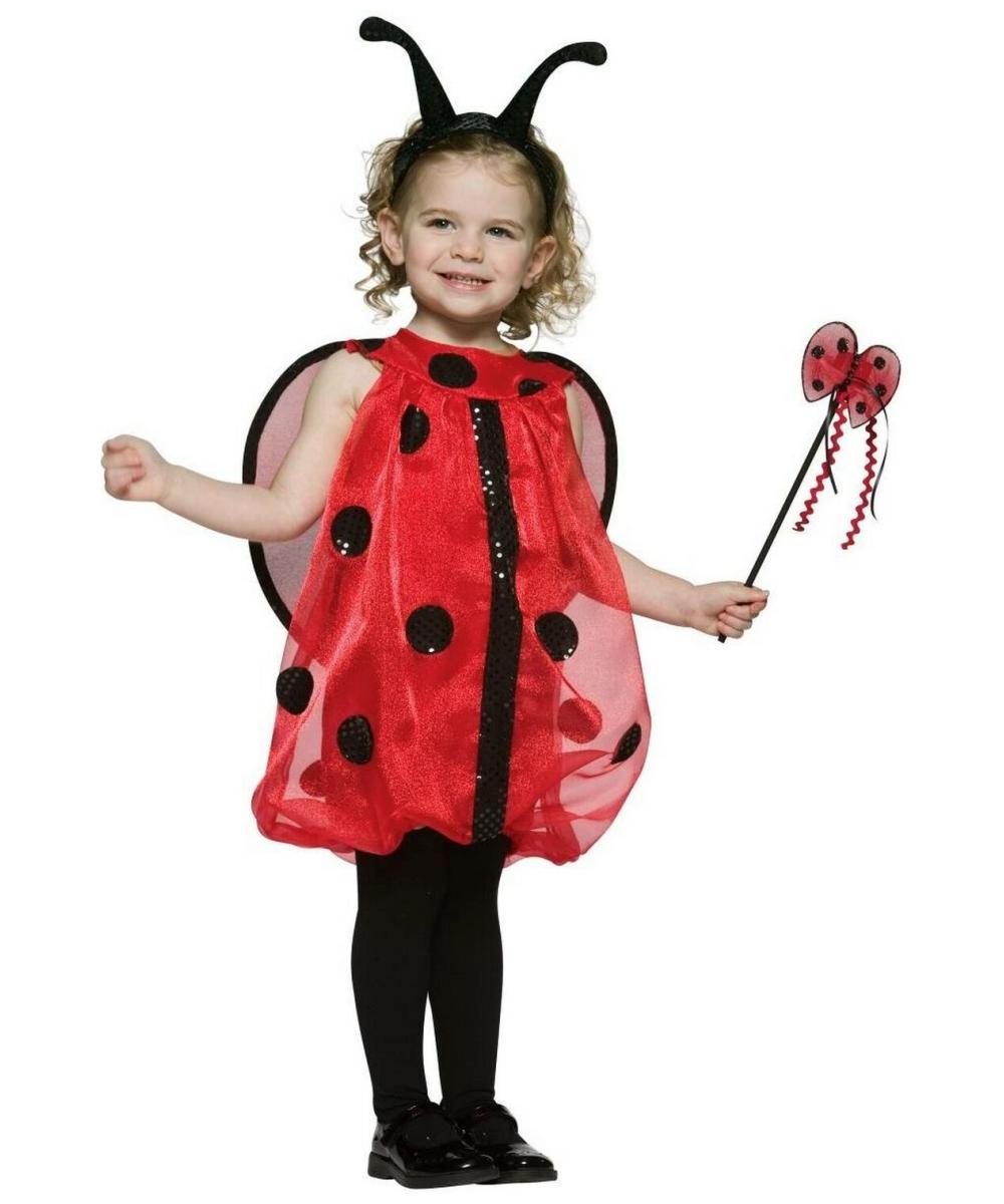 Ladybug Kids Costume Girls Ladybug Costumes