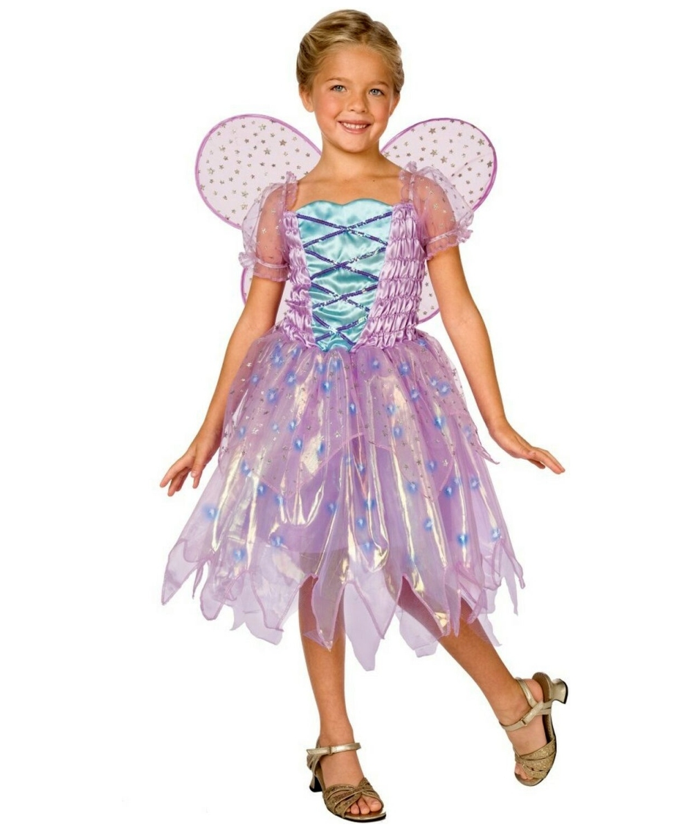 Light-up Fairy Costume - Kids Costume - Fairy Halloween Costume at Wonder Costumes  sc 1 st  Wonder Costumes & Light-up Fairy Costume - Kids Costume - Fairy Halloween Costume at ...