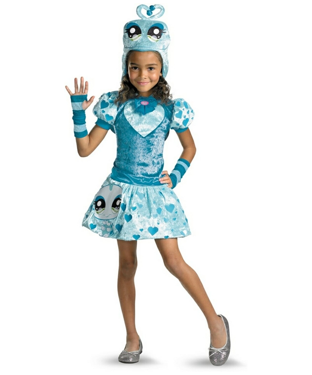 Littlest Pet Shop Love Bug Kids Costume Deluxe Movie