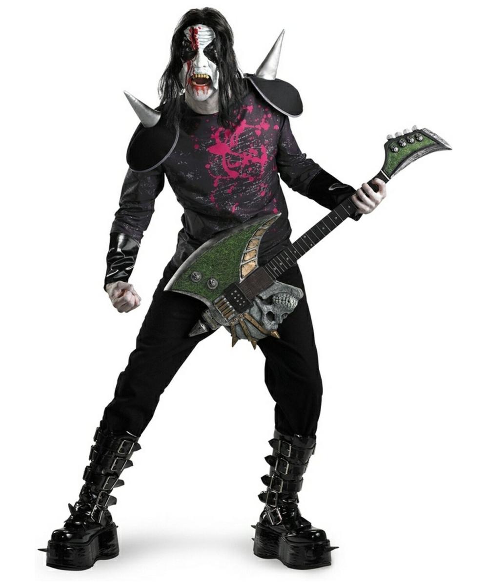 Metal Mayhem Costume Adult Costume Halloween Costume