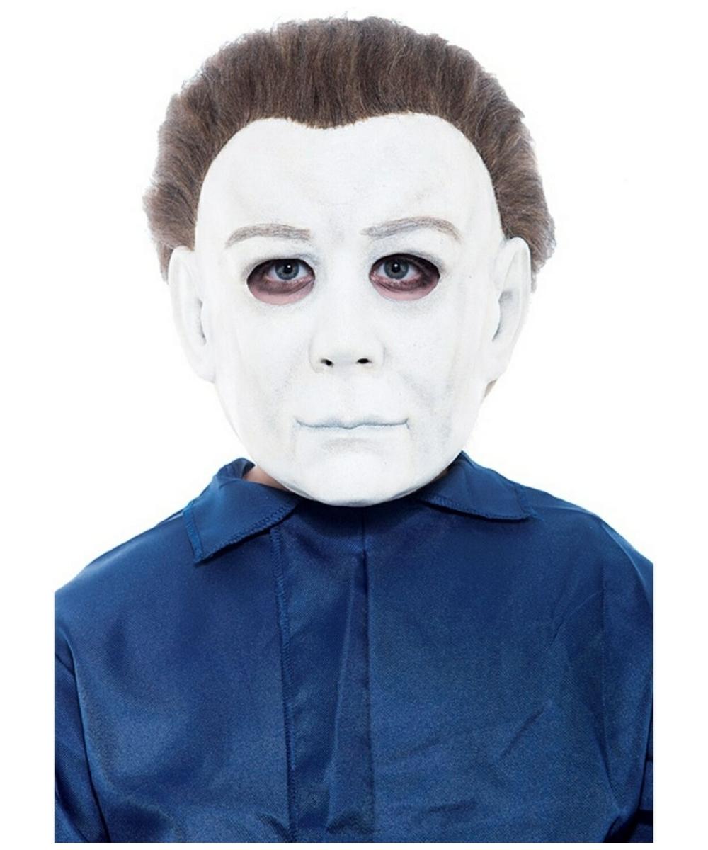 Michael Myers Kids Mask Boys Halloween Costumes