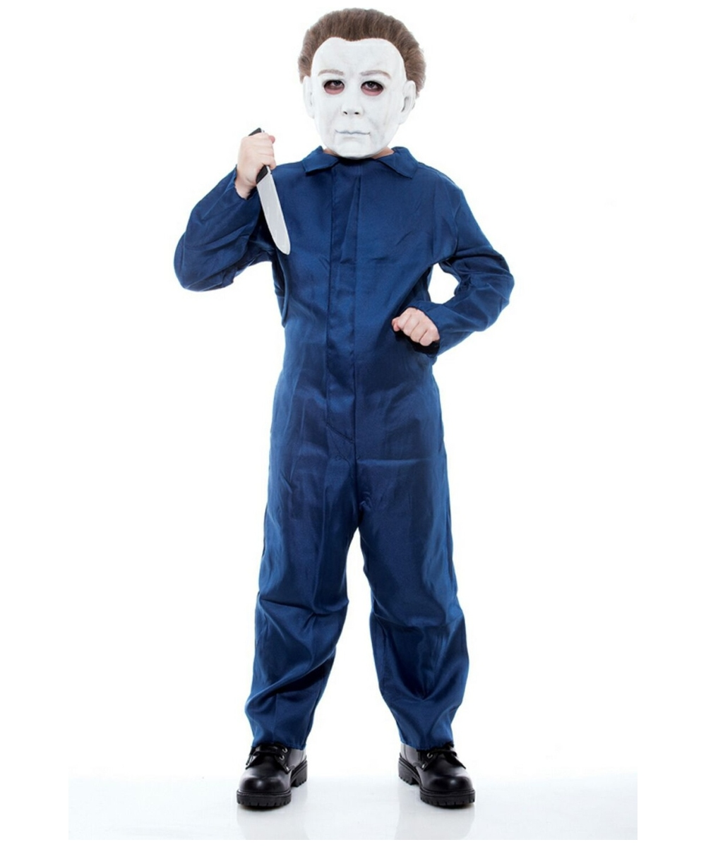sc 1 st  Wonder Costumes & Michael Myers Kids Halloween Costume - Boys Michael Myers Costumes