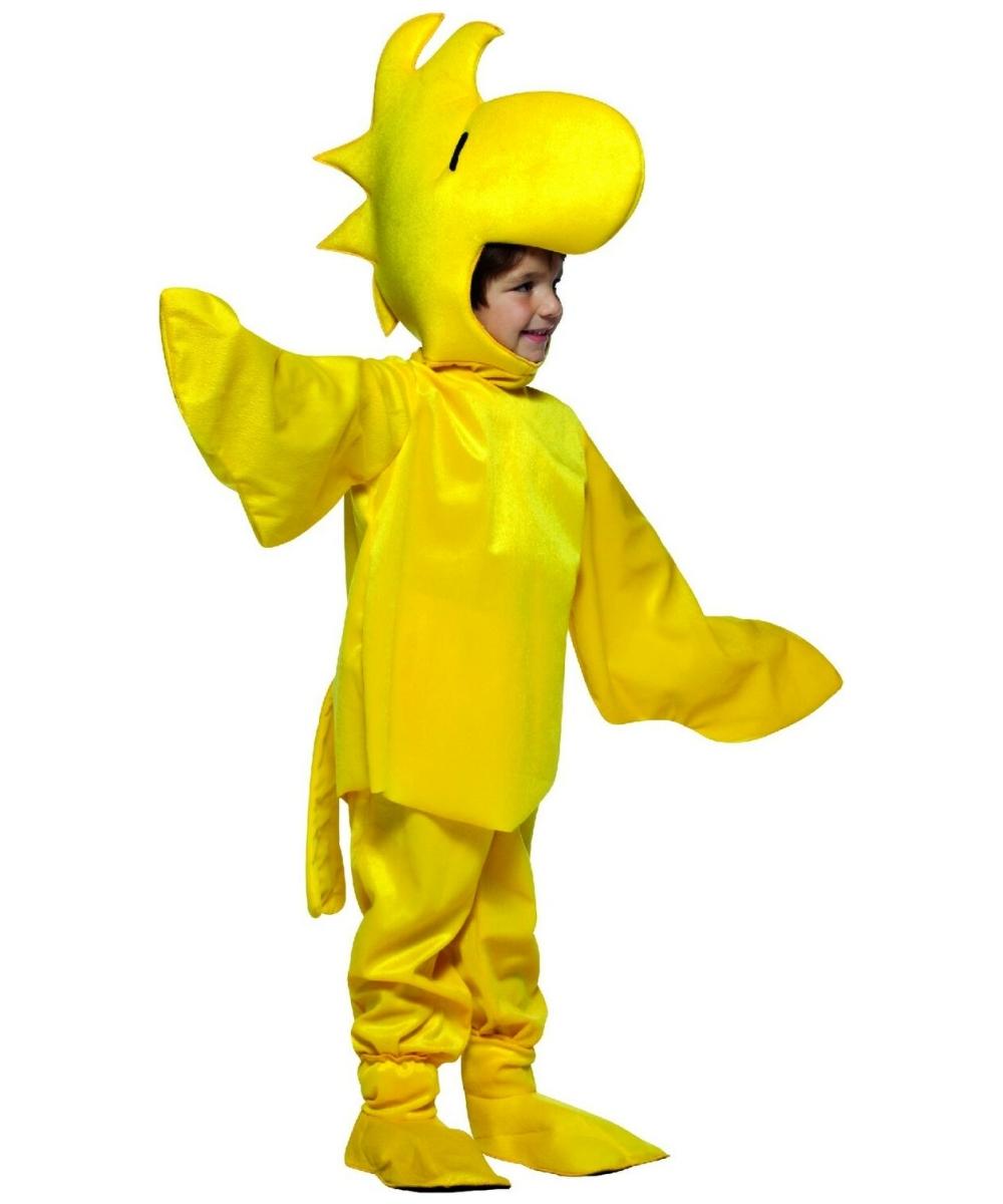kids peanuts woodstock costume - boys peanut costumes