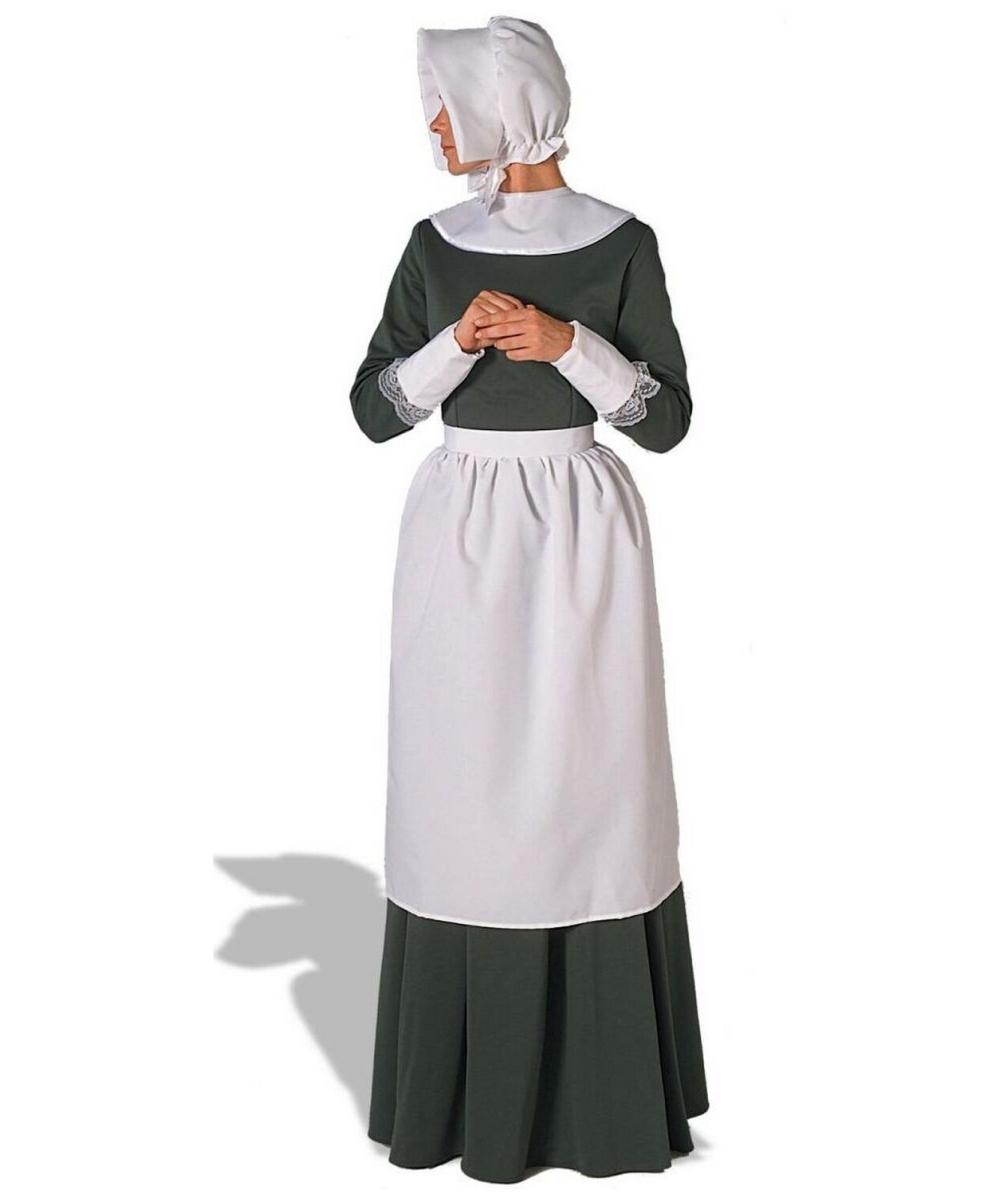 Adult Pilgrim Lady Costume Kit Women Pilgrim Costumes