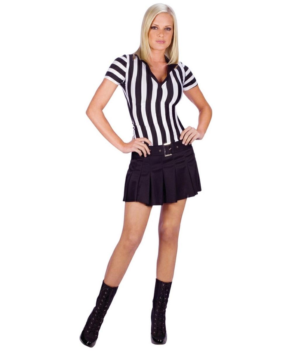 Referee Play Ball Adult Costume - Women Sports Costumes