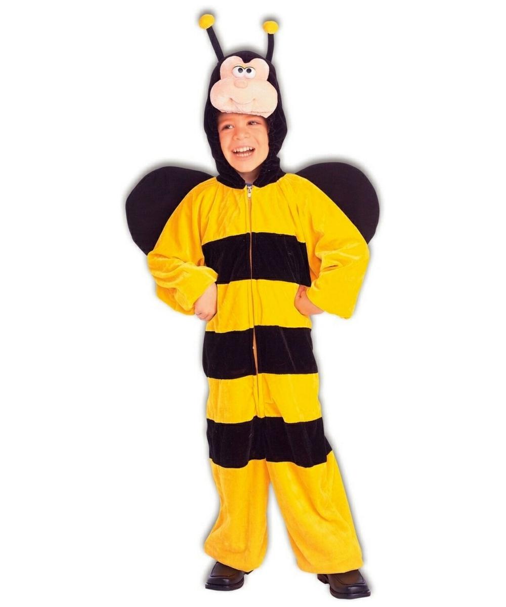 Buzzy Bee Toddler Costume Baby Dress Halloween Bumble Plush Kids NEW Animal