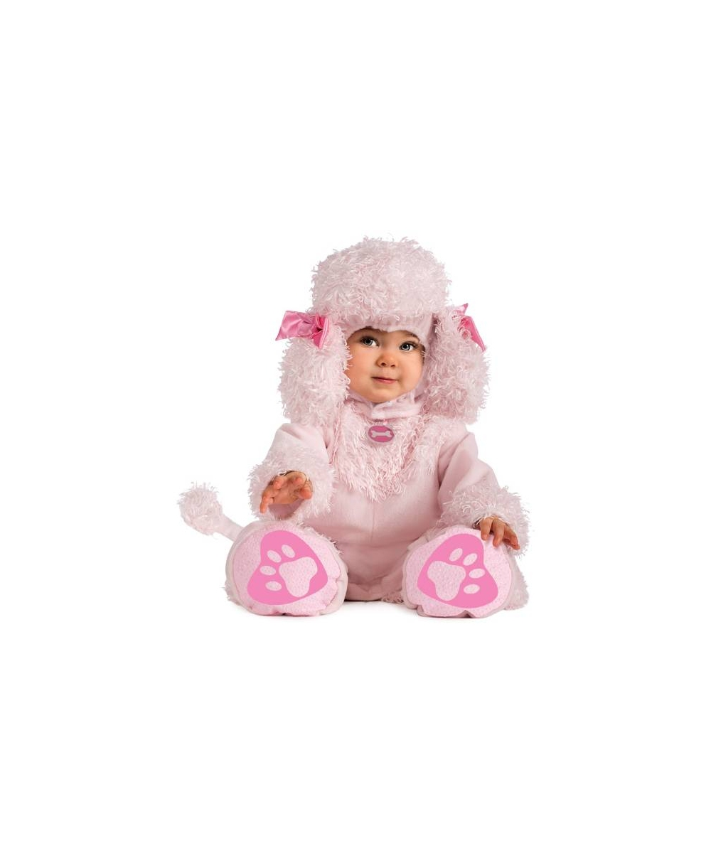 Poodles Of Fun Baby Costume  sc 1 st  Halloween Costumes & POODLES OF FUN BABY COSTUME - Poodle Costumes