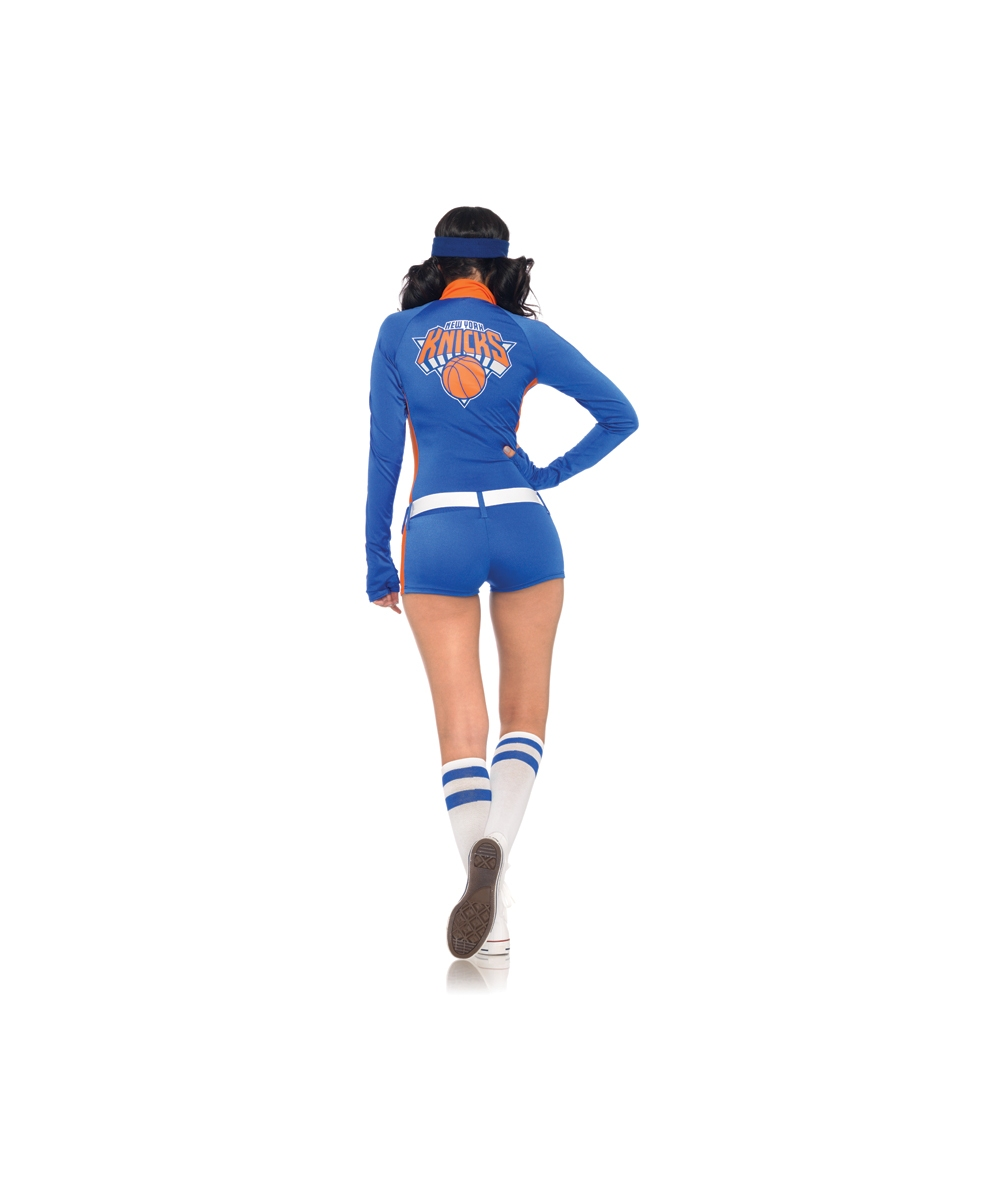 sc 1 st  Halloween Costumes & Adult Nba Ny Knicks Costume - Halloween Costumes