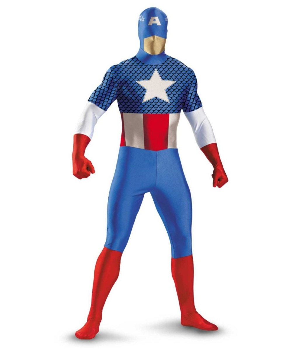 Halloween Costumes Captain America