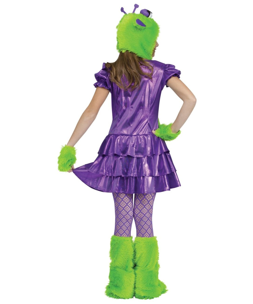 Galaxy Alien Cutie Girls Costume Girls Costume