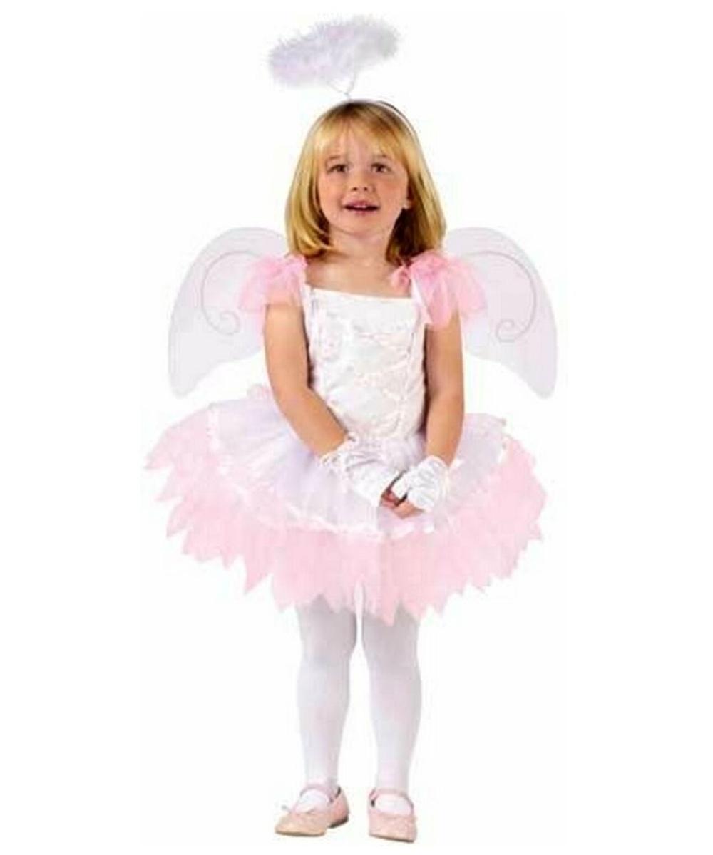 Ballerina Angel Baby Costume - Girl Ballerina Costumes