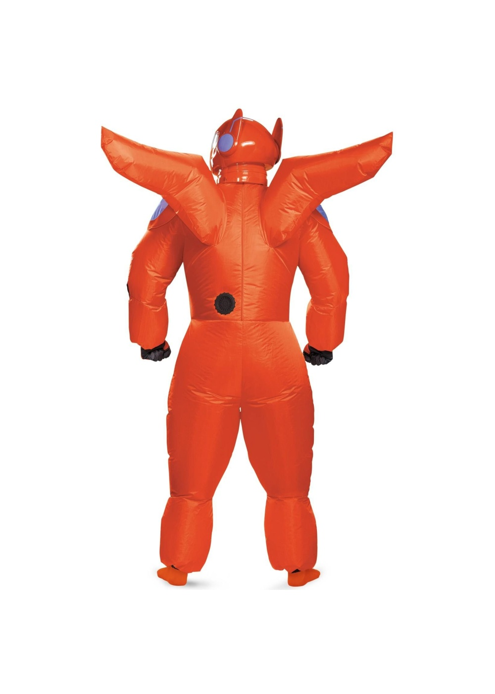 Big Hero 6 Inflatable Baymax Mens Costume Superhero Costumes