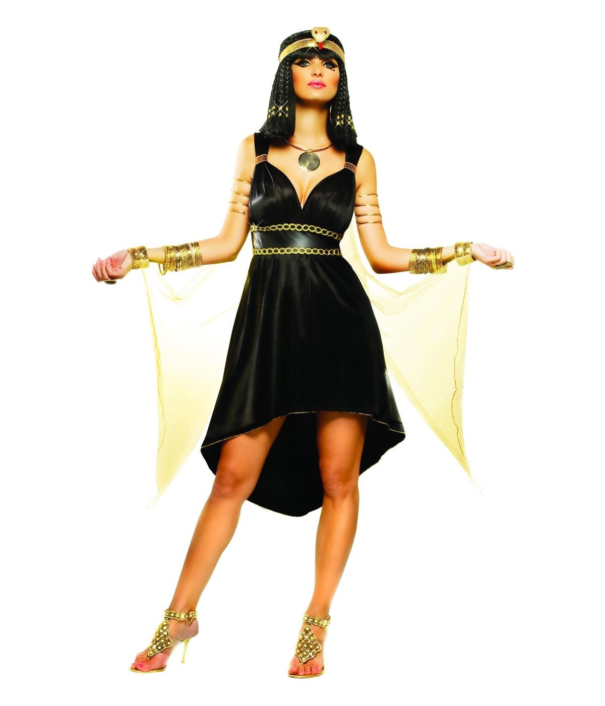 sc 1 st  Halloween Costumes & Cleopatra Egyptian Nile Princess Womens Costume - Egyptian Costumes
