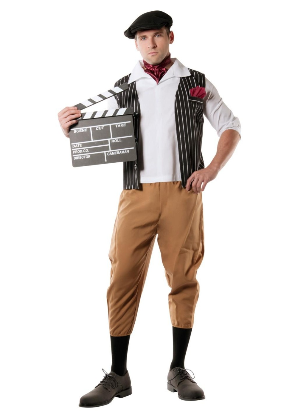 Hollywood Director Mens Costume - Movie Costumes
