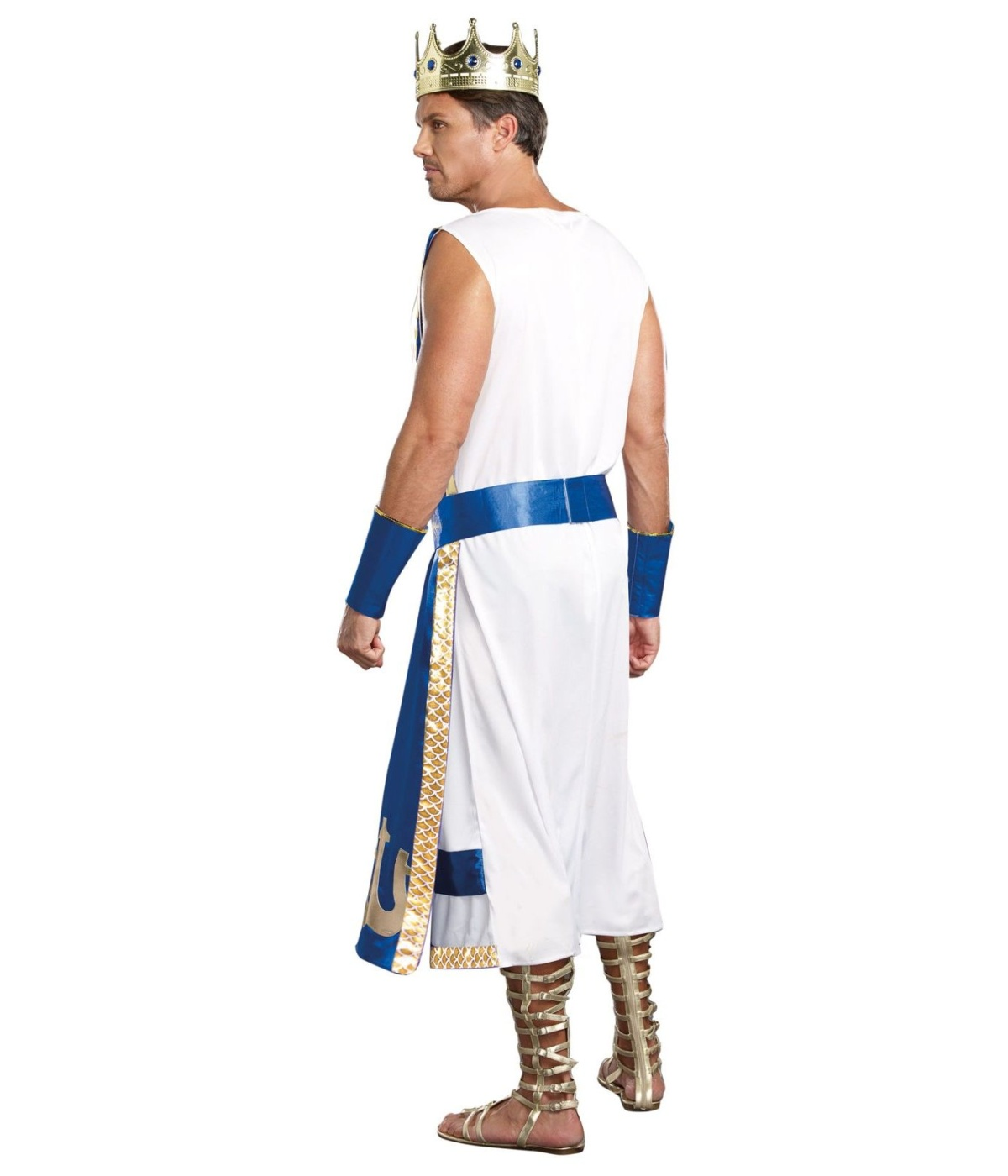 Greek Sea God Poseidon Mens Costume - Greek Costumes