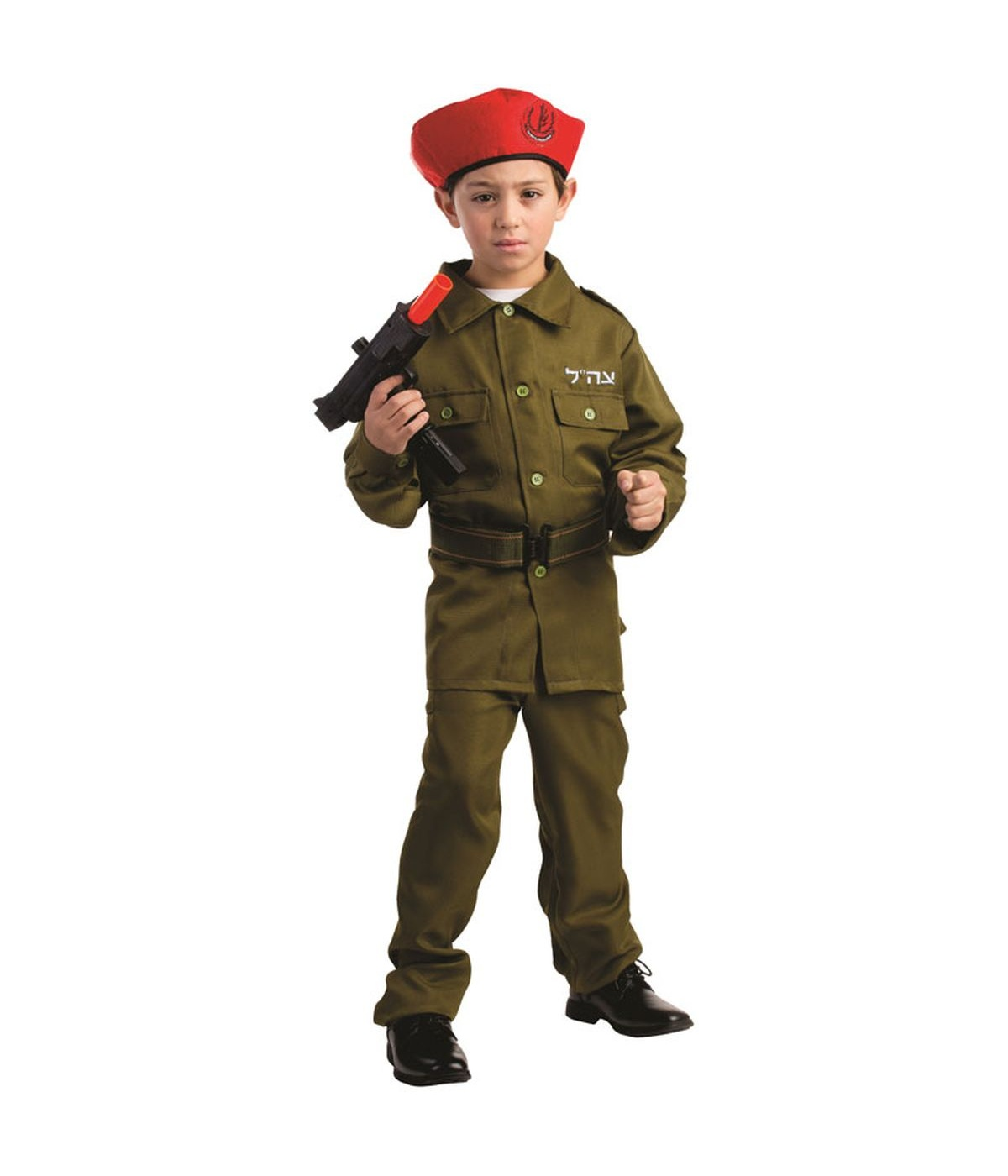 Israeli Soldier Boys Costume