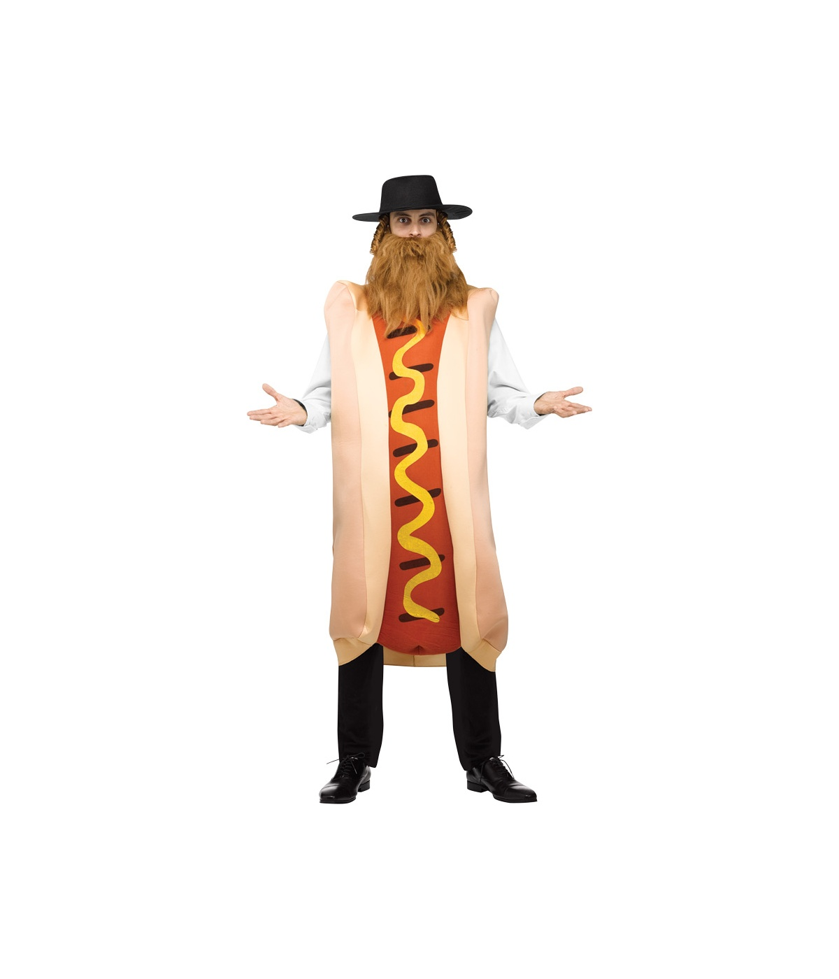Kosher Hot Dog Costume