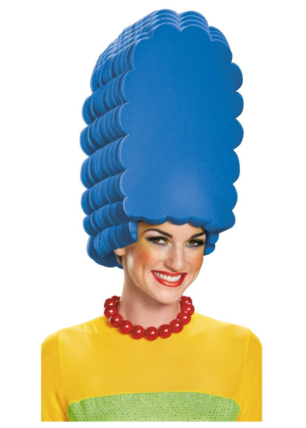 The Simpsons Marge Foam Wig Wigs