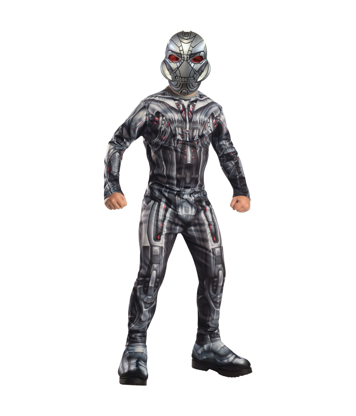 Marvel Ultron Boys Costume Superhero