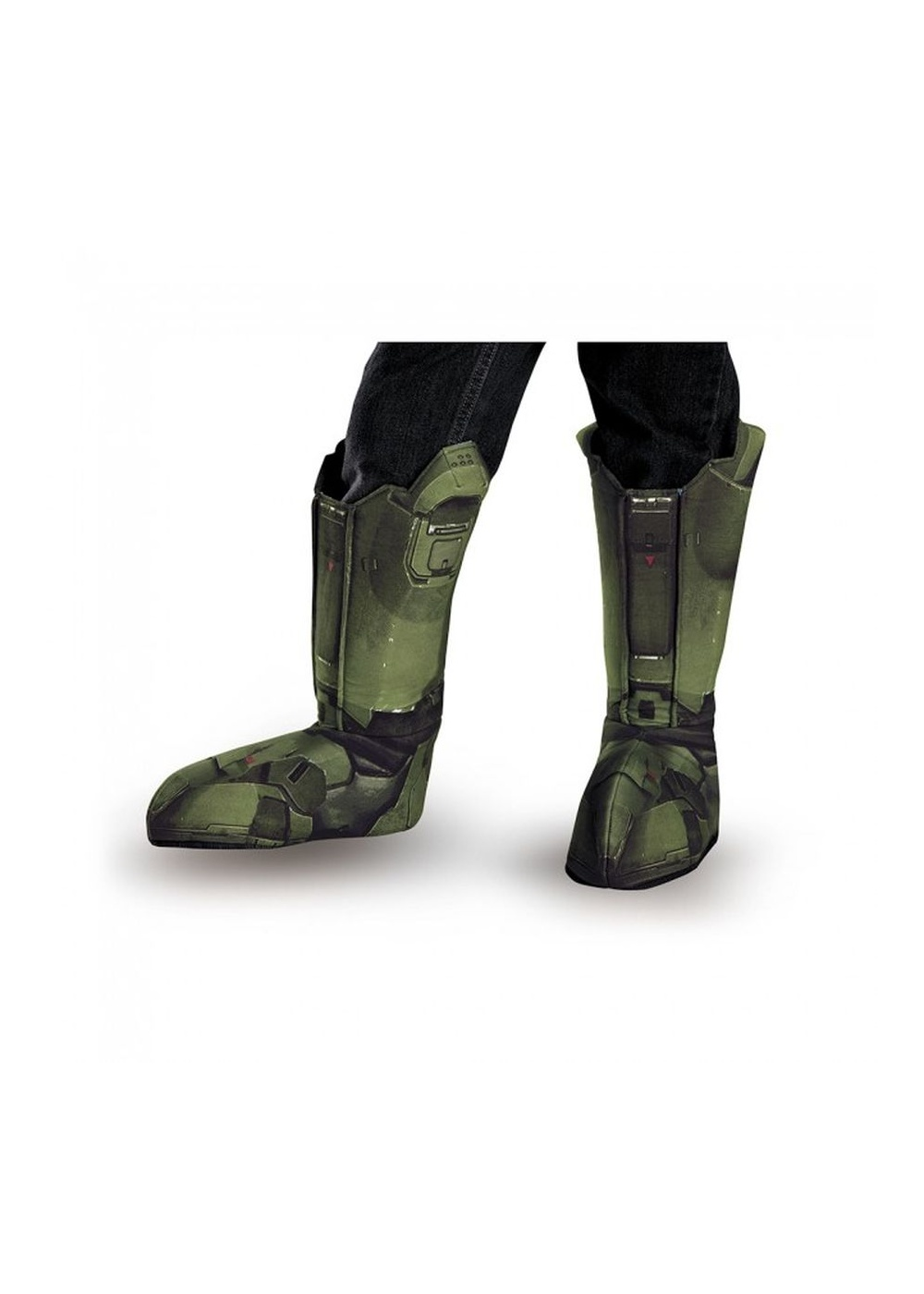 Master Chief Halo Men Boot Covers