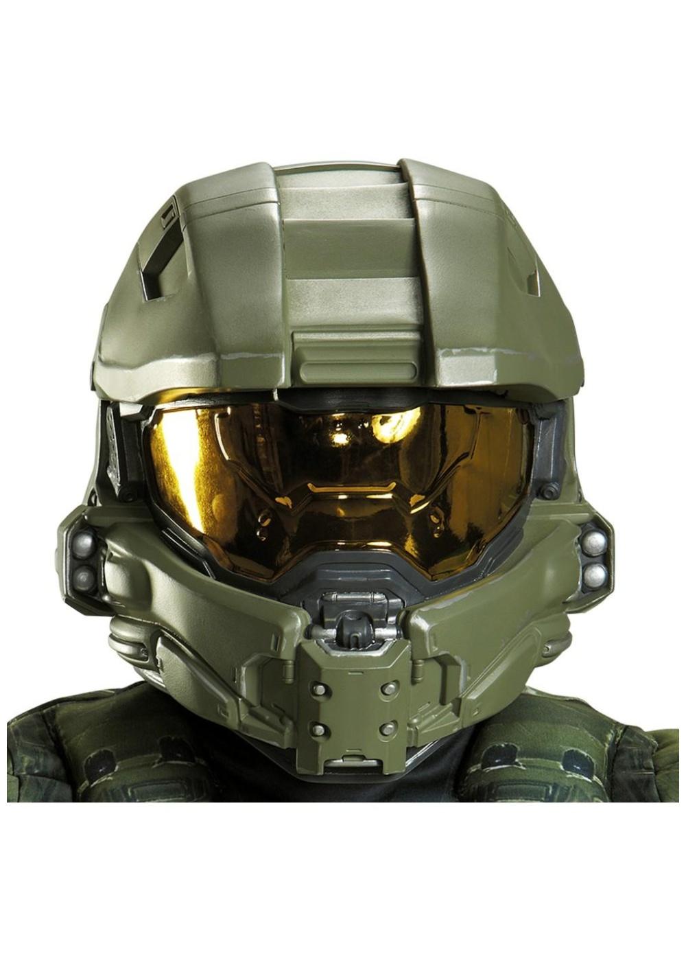 halo master chief boys full helmet masks