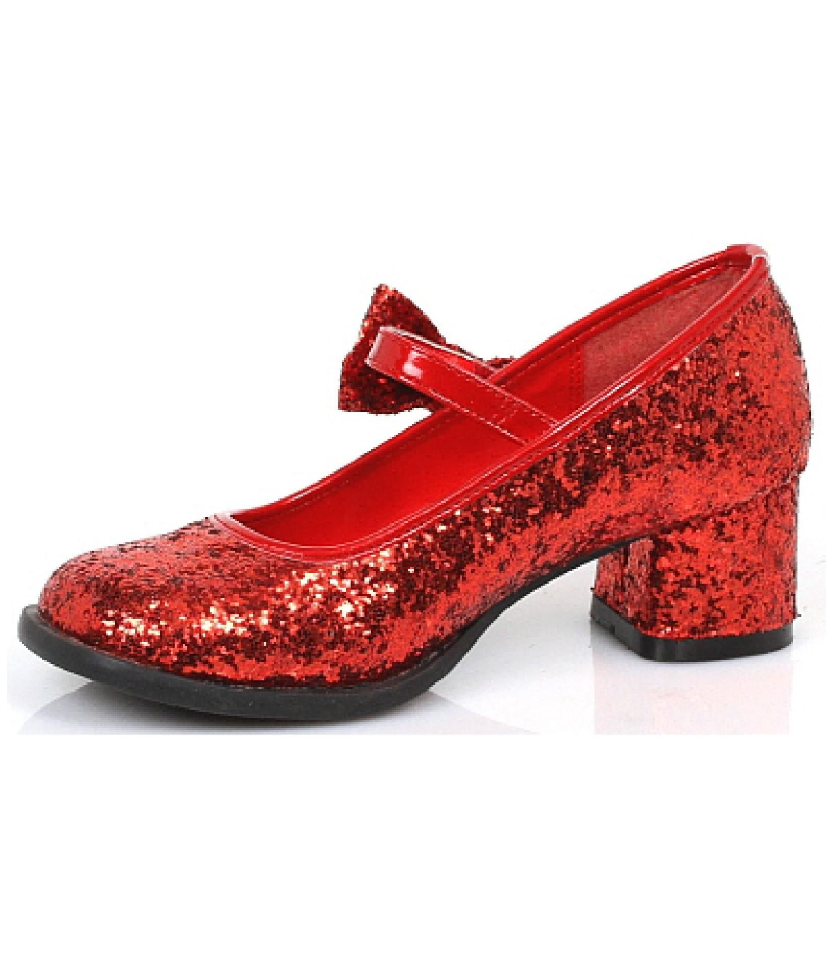 Sparkly Red Shoes Adult