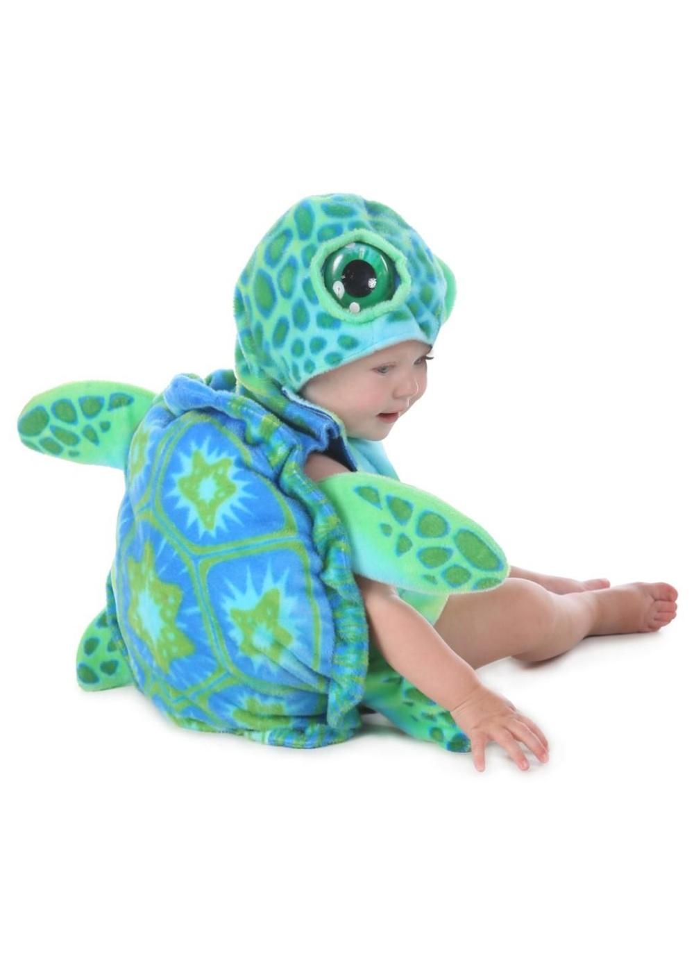 Sea Turtle Infant Costume Animal Costumes