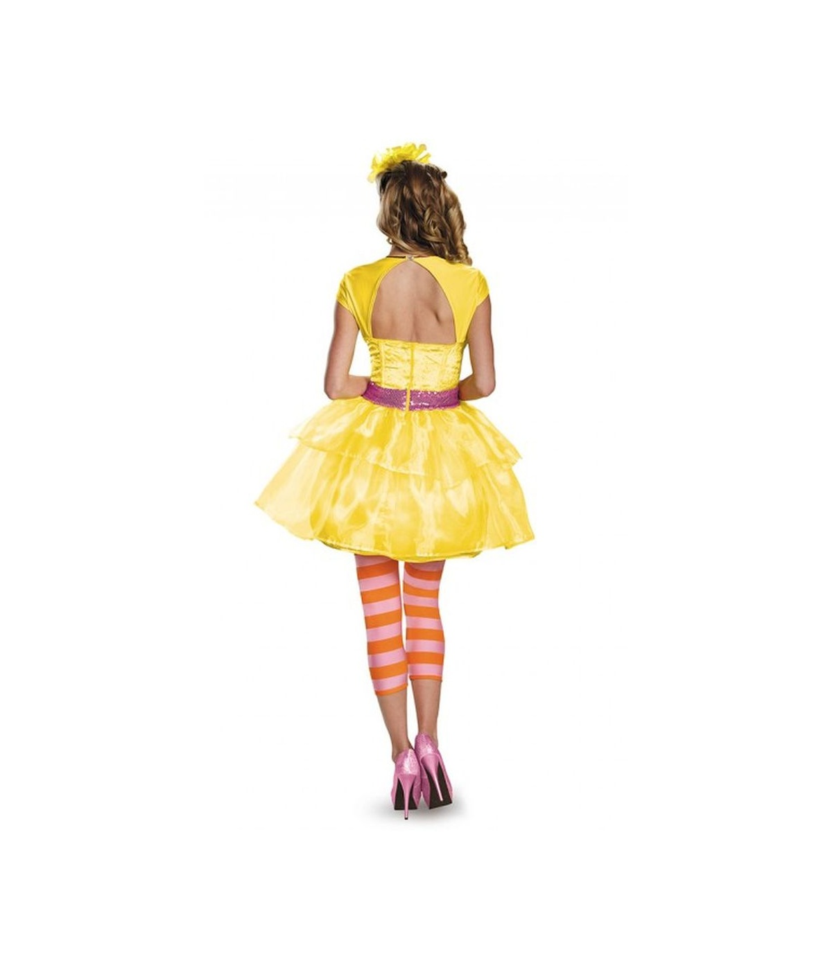 Sesame Street Big Bird Women Costume  sc 1 st  Wonder Costumes & Sesame Street big Bird Women Costume - TV Show Costumes