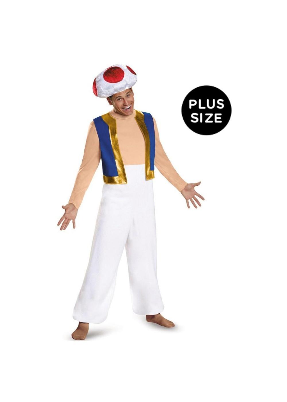 Plus Size Adult Halloween Costumes