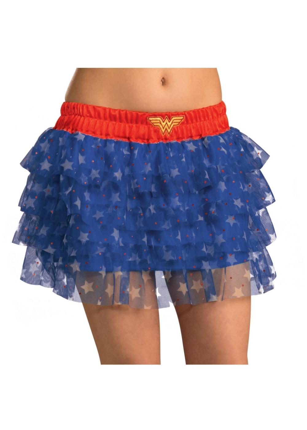 Adult wonder woman skirt-6969