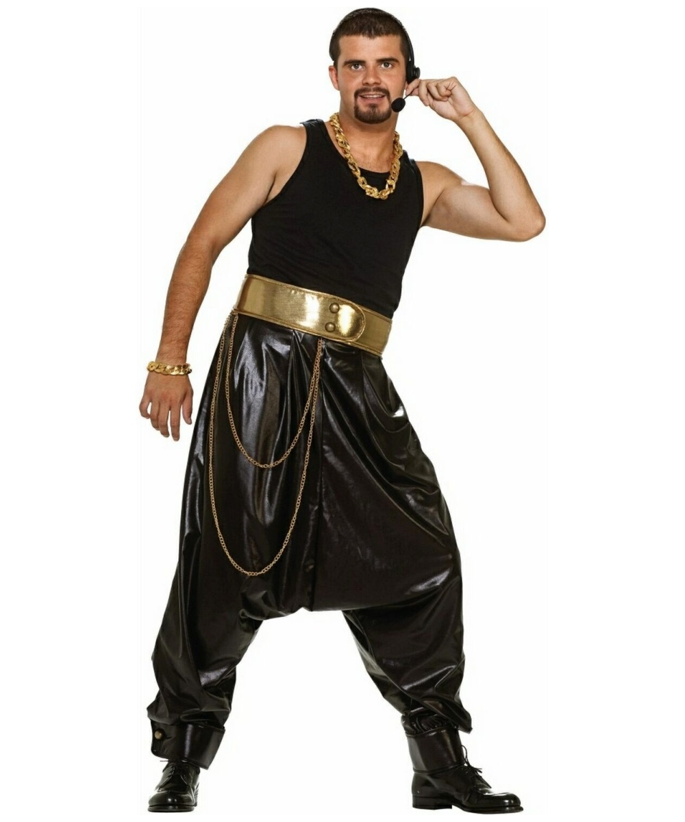 Rap Star Pants Adult Costume